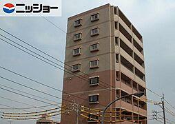 サンシティ畑江通[3階]の外観