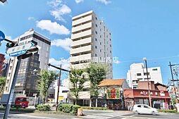 スタシオン電車みち[3階]の外観