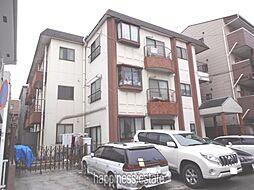 山久マンション[1階]の外観