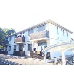MIMOZA HOUSE  B[101号室]の外観