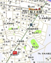 櫻ハウス大八木[2階]の外観