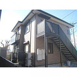 神奈川県大和市上草柳7丁目の賃貸アパートの外観