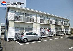 タウンナカヤシキ[2階]の外観