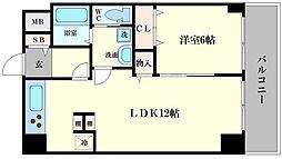 神田コーポ[3階]の間取り
