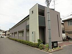 クレセント茨木[2階]の外観