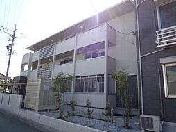 Recente和田A[2階]の外観
