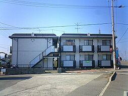 愛媛県西条市壬生川の賃貸アパートの外観