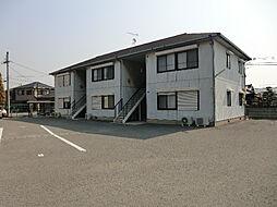 グリーンフル狐島[1階]の外観