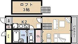 石田駅 4.1万円