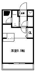 サンコートN[2階]の間取り