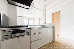 シャンティアIのキッチン