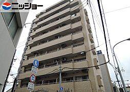 ダイアパレス新出来402号室[4階]の外観
