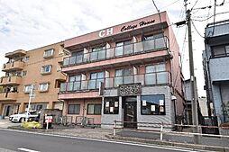 愛知県名古屋市南区白水町の賃貸マンションの外観