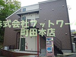 マ・ピエス生田八番館[201号室]の外観