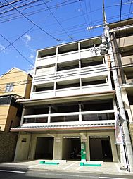 ルクラ京都三条油小路[4階]の外観