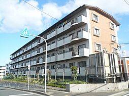 大阪府豊中市西緑丘1丁目の賃貸マンションの外観