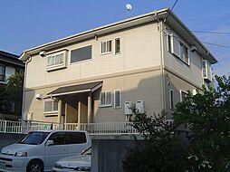モントレ菅の台[202号室]の外観