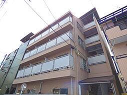 西部第二コーポ[4階]の外観