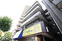 稗田ハイム[2階]の外観