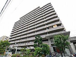 大阪府大阪市西成区花園南2丁目の賃貸マンションの外観