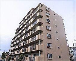 湘南山の手マンション[5階]の外観