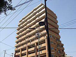 ライオンズマンション六ツ門南[406号室]の外観