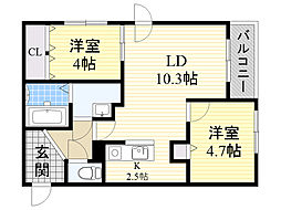 札幌市電2系統 石山通駅 徒歩4分の賃貸マンション