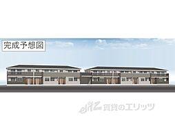 JR湖西線 比叡山坂本駅 徒歩7分の賃貸アパート