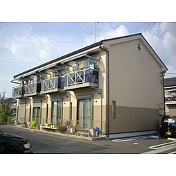 [テラスハウス] 静岡県浜松市浜北区染地台4丁目 の賃貸【/】の外観