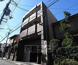 京都府京都市東山区上人町の賃貸マンションの外観