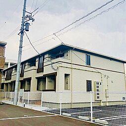 山口県下関市彦島本村町3丁目の賃貸アパートの外観