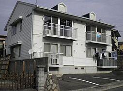 広島県呉市焼山政畝2丁目の賃貸アパートの外観