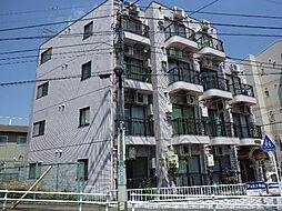 ジュネス永山[4階]の外観