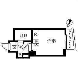 TOP・南大塚第5[0502号室]の間取り