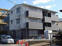 コンフォート横山[203号室]の外観