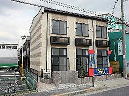 大阪府大阪市平野区長吉長原4丁目の賃貸アパートの外観