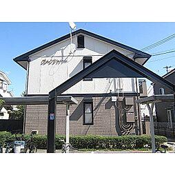 奈良県大和高田市東中2丁目の賃貸アパートの外観