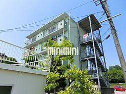 青島マンション[3階]の外観