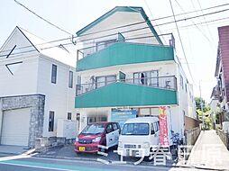 福岡県春日市須玖北9丁目の賃貸マンションの外観