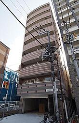 ルミエール弁天[7階]の外観