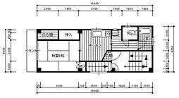 キャッスル元町[2f号室]の外観