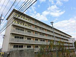 ソロンビル梅満II[4階]の外観