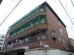 アシタカマンション[301号室号室]の外観