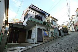 [一戸建] 兵庫県神戸市垂水区舞子坂3丁目 の賃貸【/】の外観