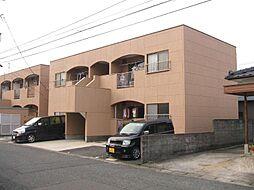 鍋島三省堂 第四コーポ[G-2号室]の外観