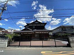 日本家屋の風格