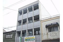 京都府京都市南区唐橋高田町の賃貸マンションの外観