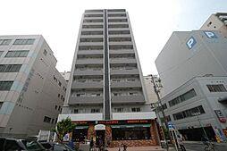 カスタリア栄[4階]の外観