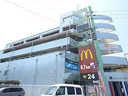 第22長栄エバグリーン桂川[5階]の外観