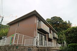 福岡県大野城市中2丁目の賃貸アパートの外観